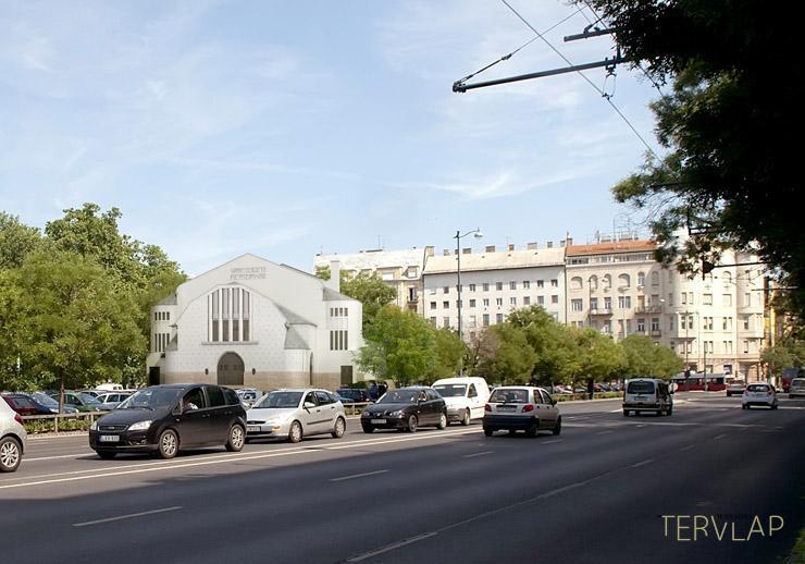 Megvan, ki tervezheti a régi-új Városligeti Színházat
