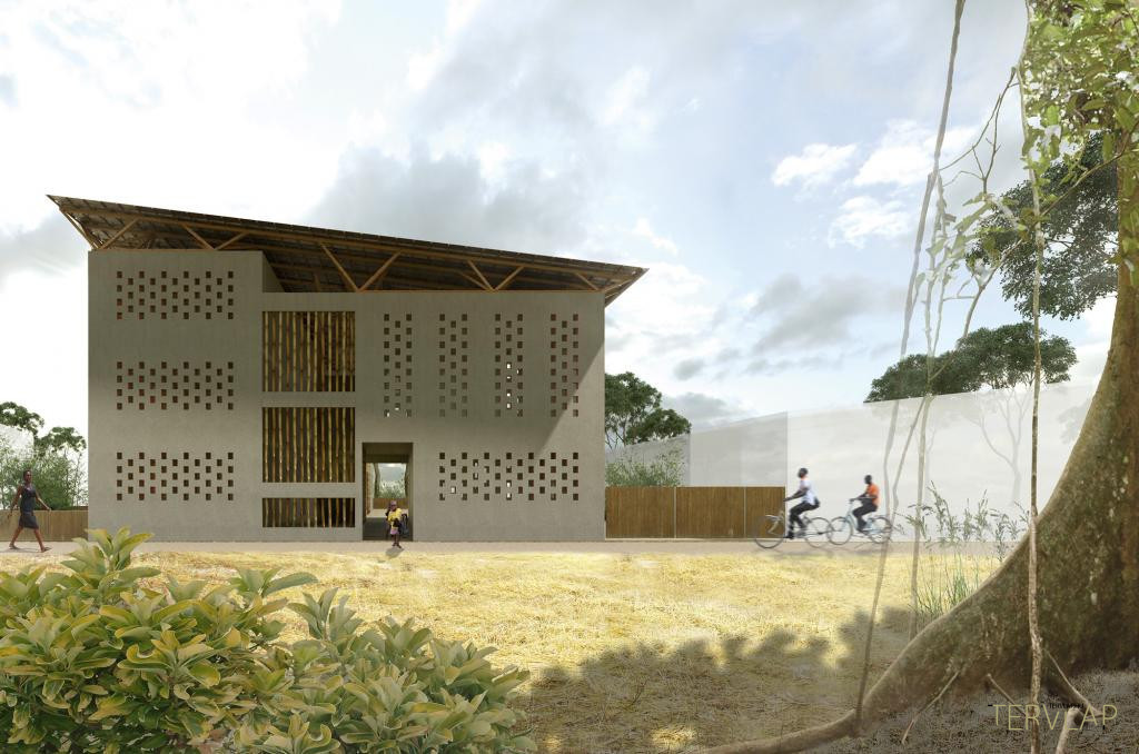 Folytatja munkáját a Newill Academy magyar építészcsapata