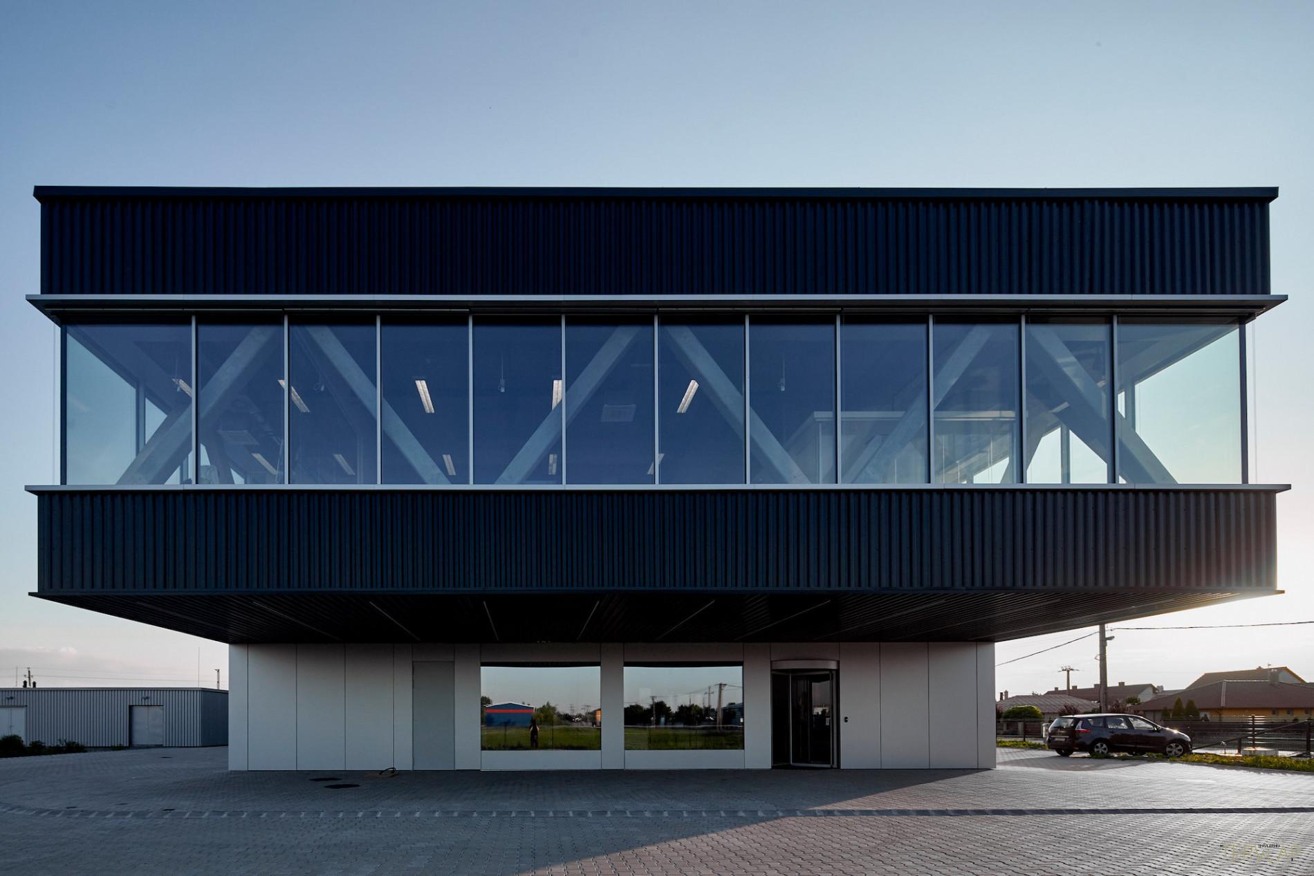 vízió az építészetben
